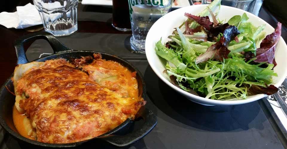 lasagne-légume