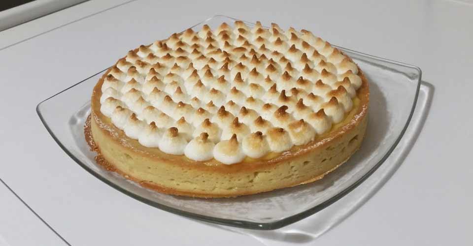 Tarte au citron meringu e miss elka - Recette tarte au citron sans meringue ...