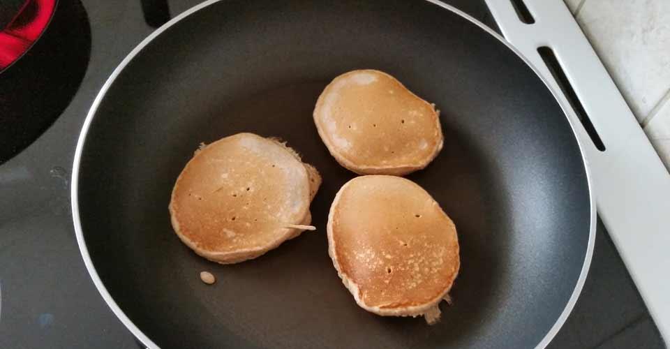 pancake-chataigne-cuisson