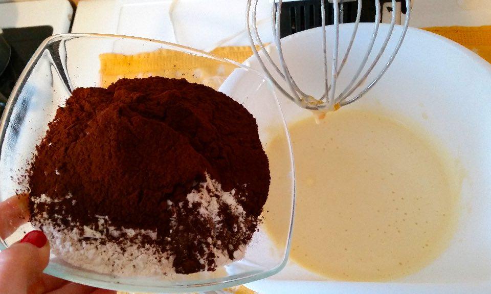 Madeleines chocolat recette gourmande miss elka for Tamiser cuisine