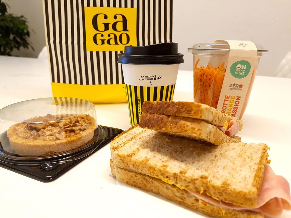 gagao container dejeuner