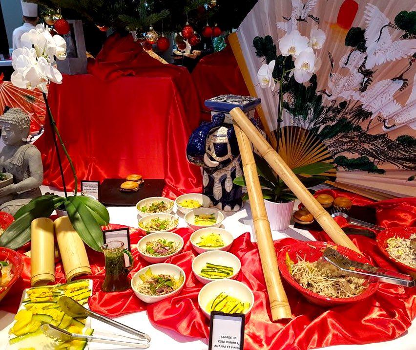 brasserie_h_brunch_hilton_strasbourg_buffet_thai