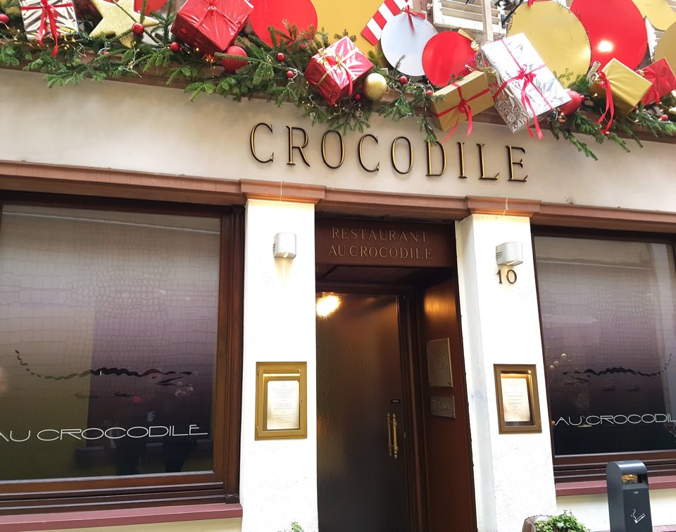 extérieur crocodile strasbourg