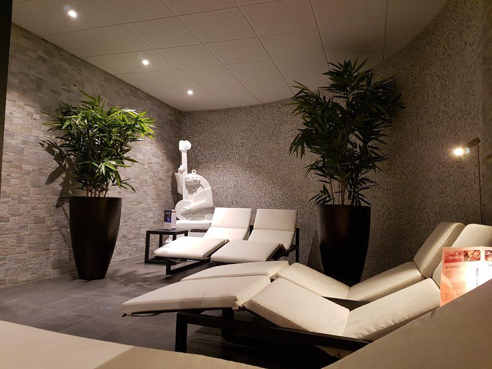 espace détente hotel athena strasbourg