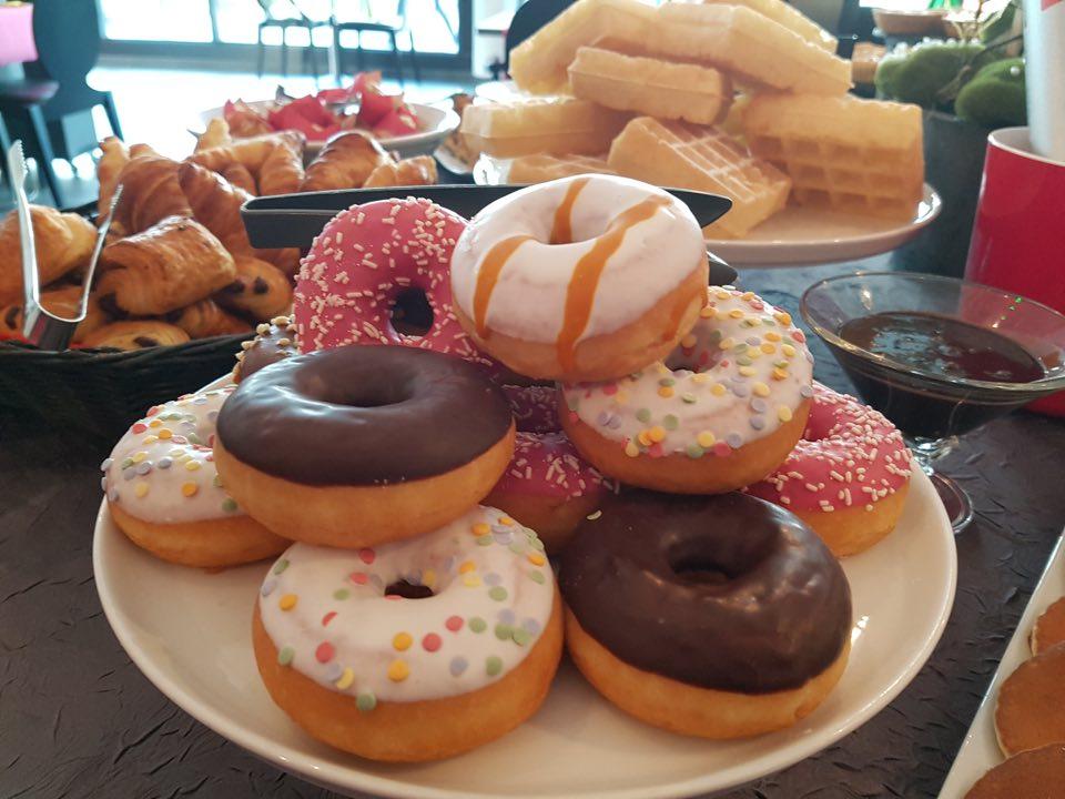 donuts hotel athena strasbourg