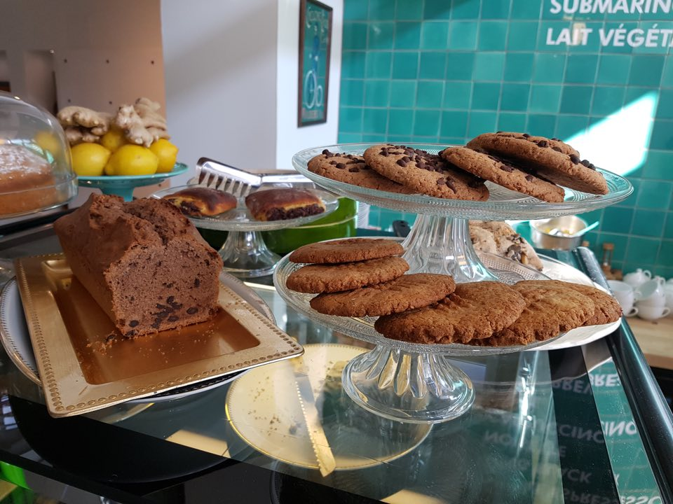 cake et cookies maquis Strasbourg