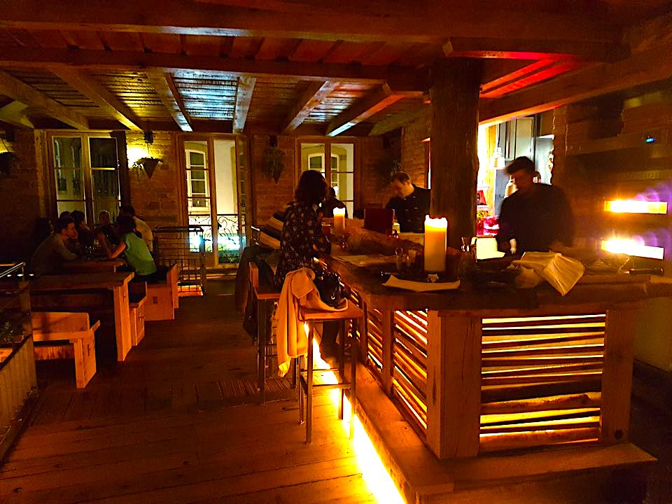 bar caupona Strasbourg