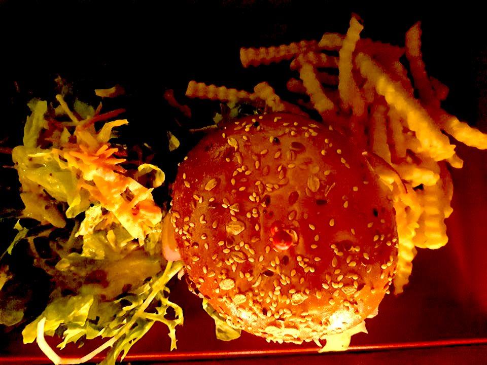 burger caupona Strasbourg