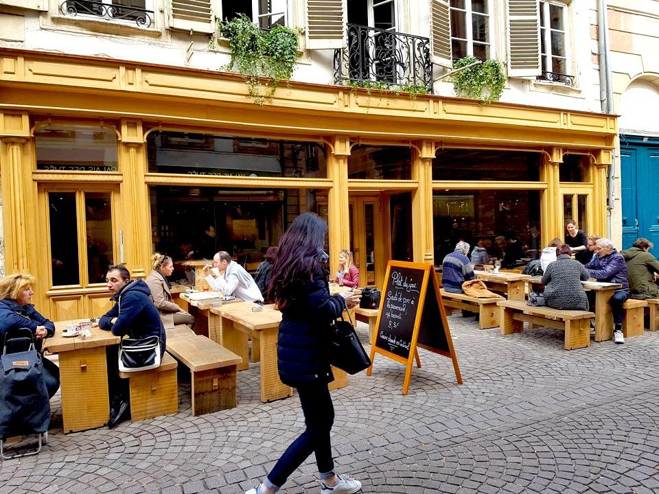 caupona Strasbourg exterieur