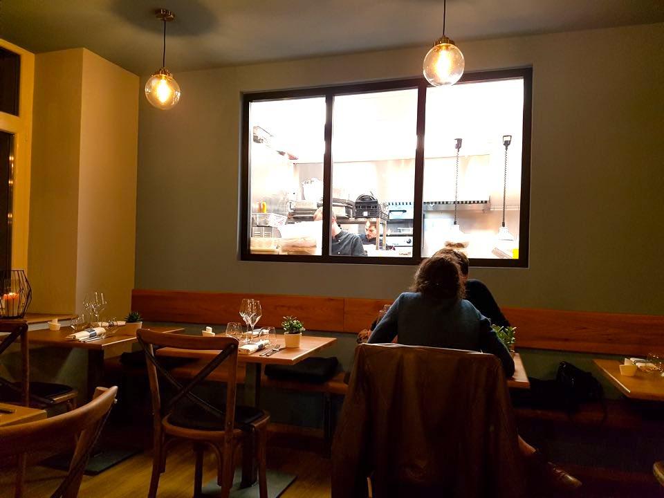 cuisine ouverte hédoniste strasbourg
