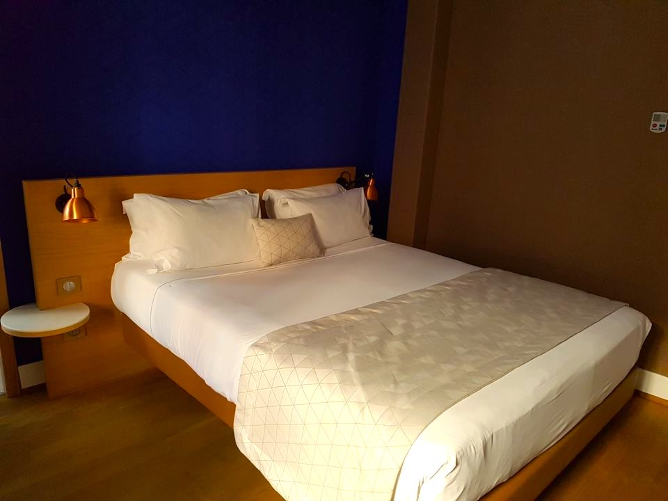 chambre hotel hannong strasbourg