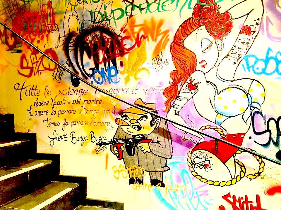 street art Bastardo Strasbourg