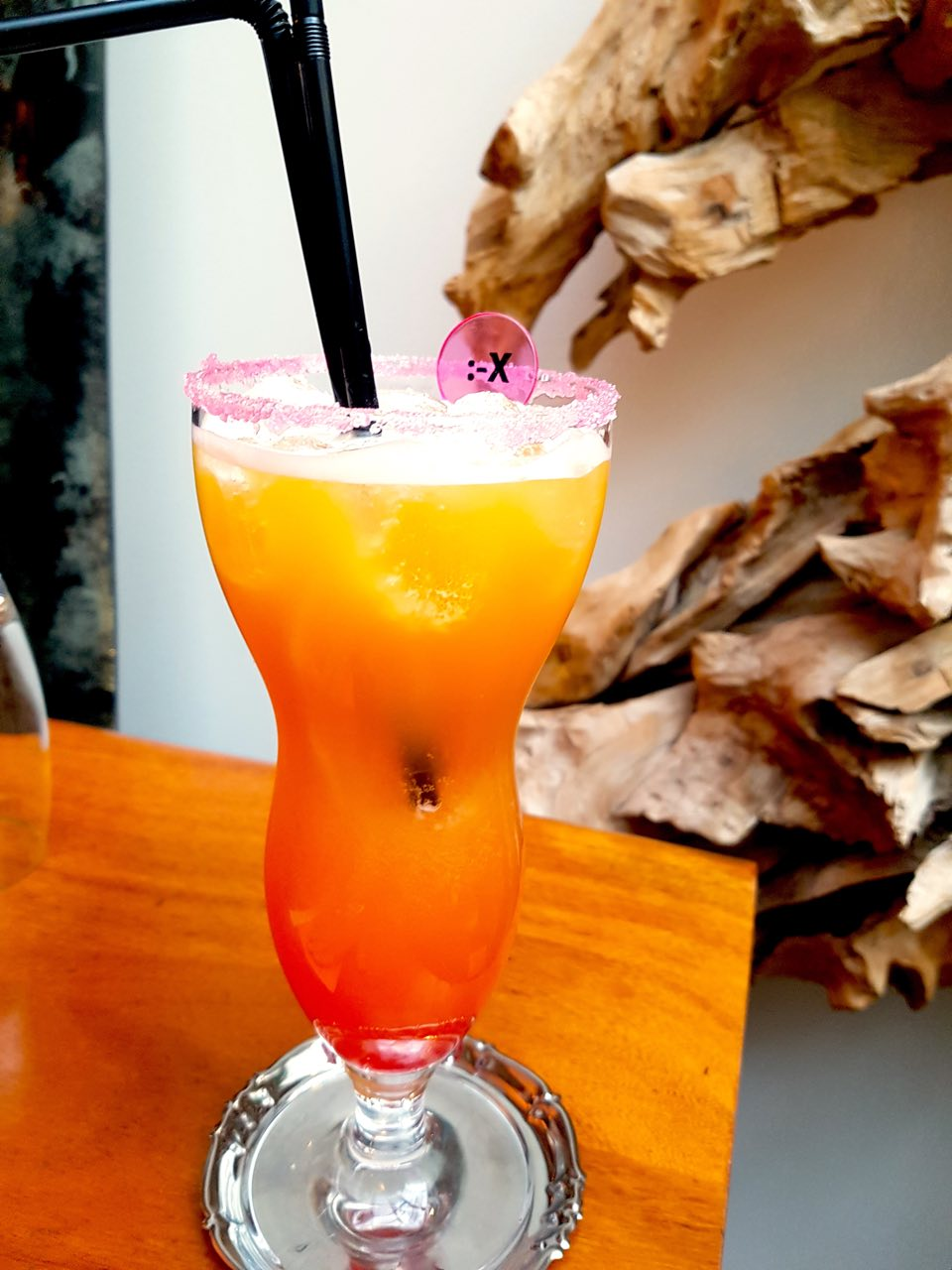 cocktail sans alcool restaurant mandala strasbourg