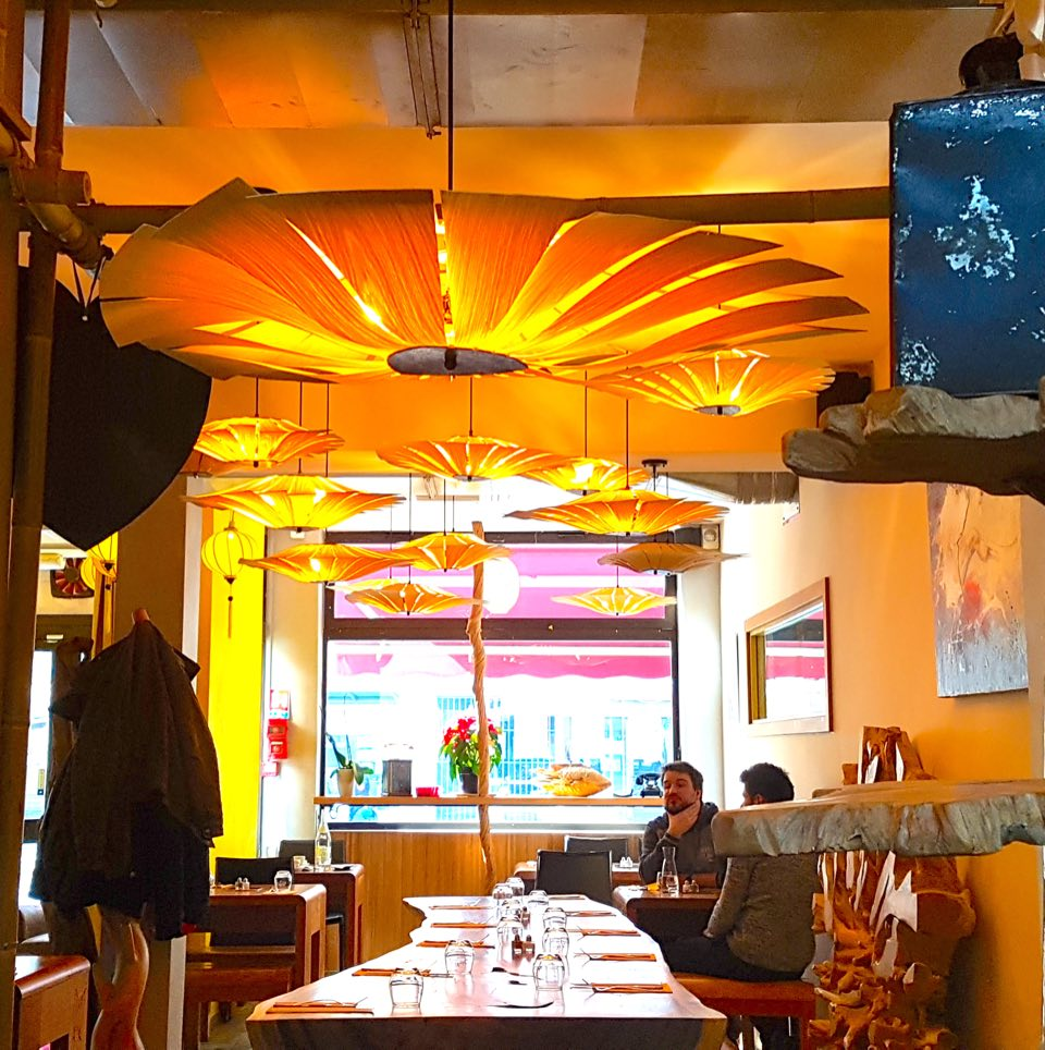 déco salle restaurant mandala strasbourg