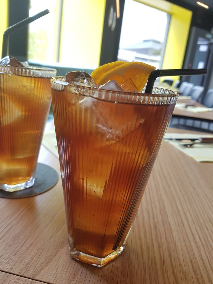 ice tea home made SuperTonic Strasbourg