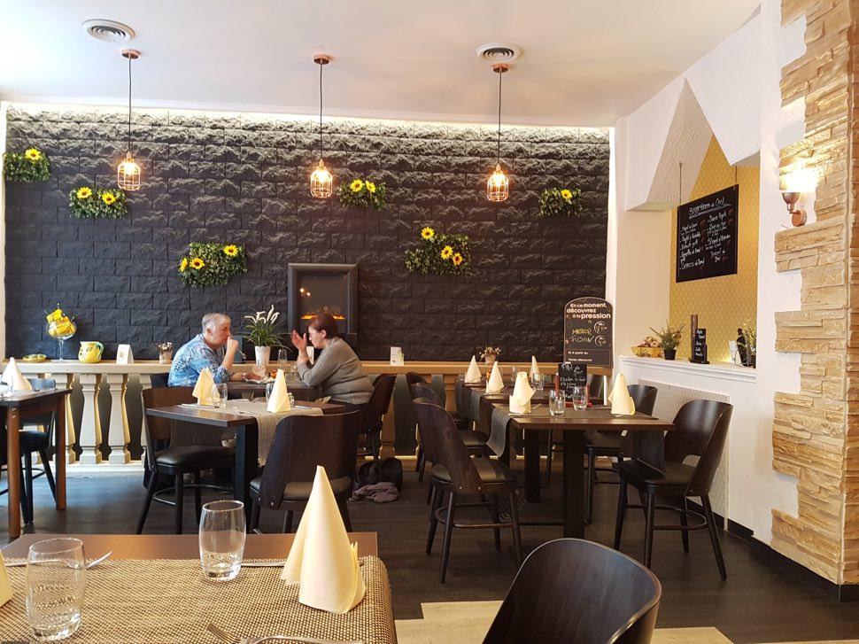 La Baie des Anges Strasbourg cauchemar en cuisine décoration salle