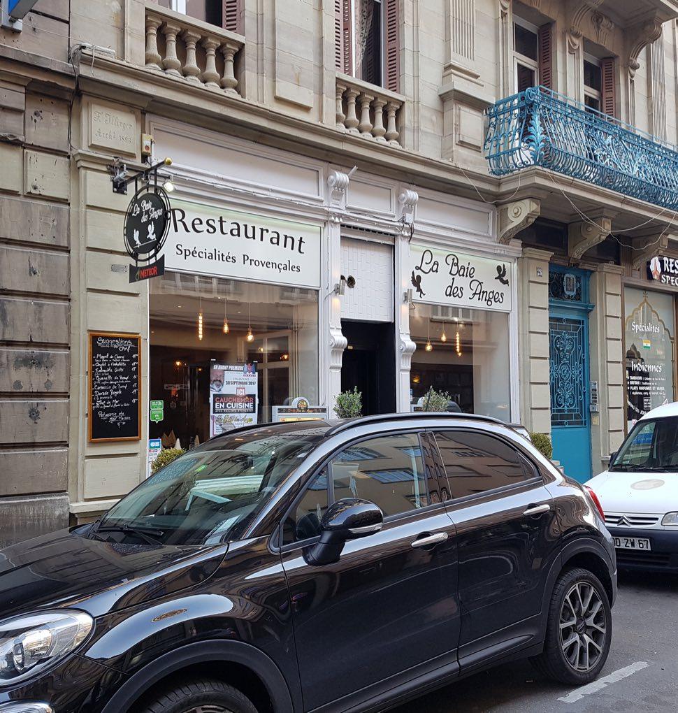 restaurant La Baie des Anges Strasbourg cauchemar en cuisine