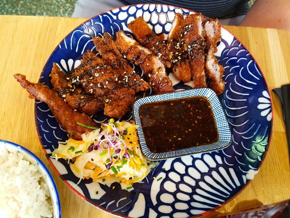 east canteen chicken