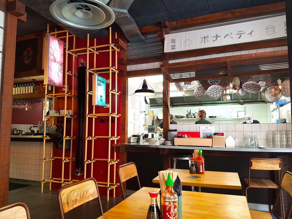 east canteen décoration chinoise