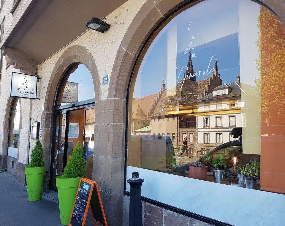 Il Girasole Strasbourg : trattoria revisitée - miss-elka