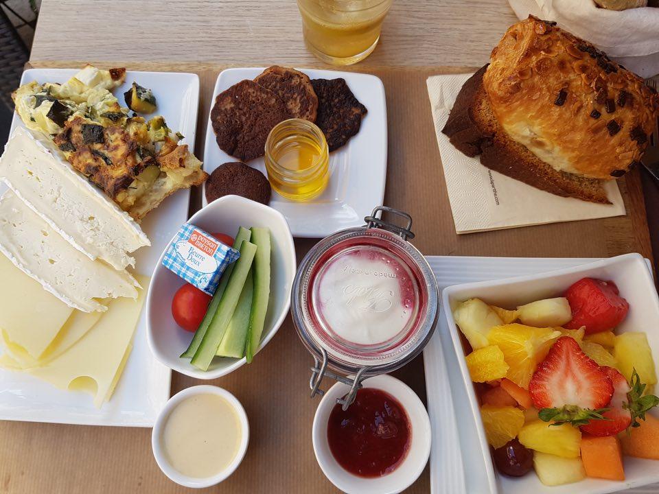 La Part Thé Strasbourg brunch végétarien miss elka