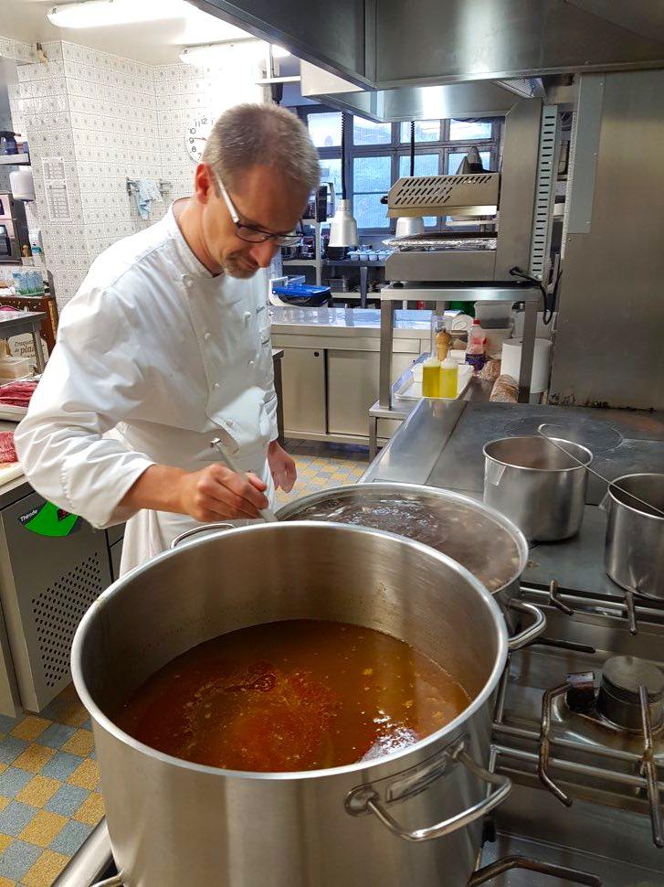 Julien Binz cuisine étoilée