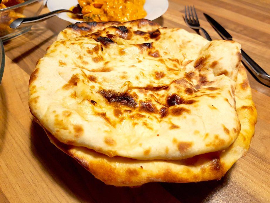 New Delhi Strasbourg naan fromage miss elka