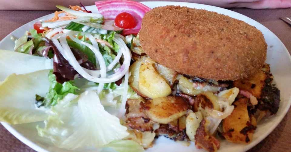 La Charrue : plats alsaciens et tartes flambées