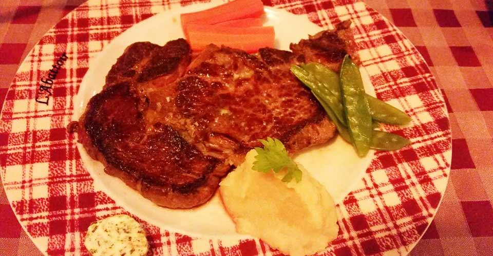 Restaurant l'abattoir : le restaurant de viandes à Strasbourg