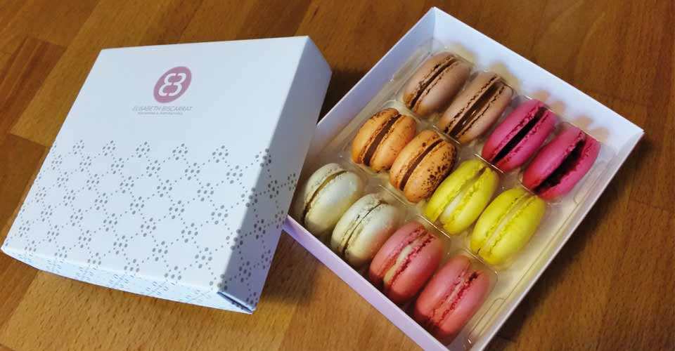 Macarons et Inspirations : Macarons s'accorde au féminin