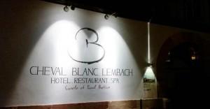 Auberge Cheval Blanc Lembach – étoiles d'Alsace