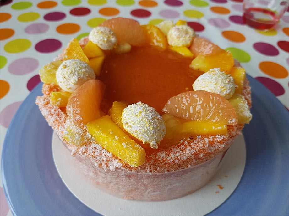 charlotte fruits