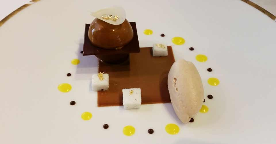 restaurant 1741 Strasbourg : 1 macaron Michelin
