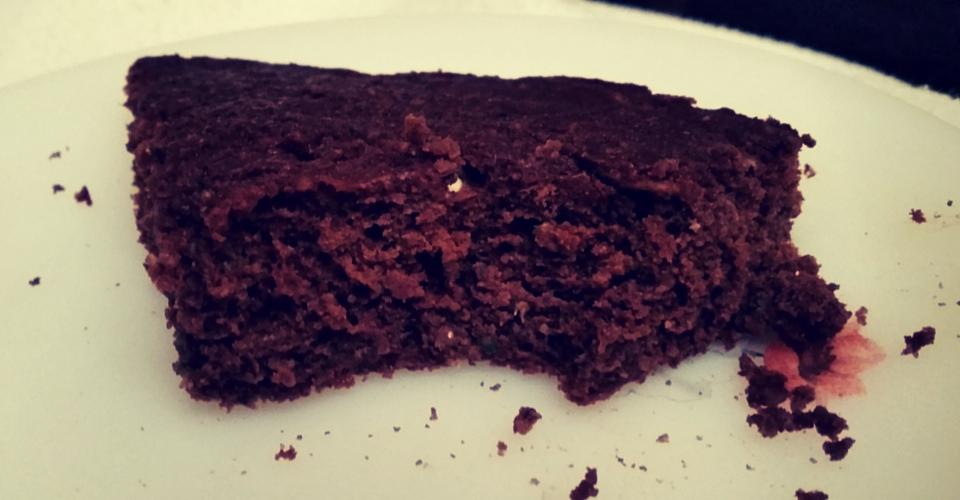 Gâteau chocolat courgette : légumes et chocolat