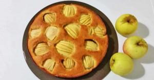 Gâteau aux pommes terriblement moelleux