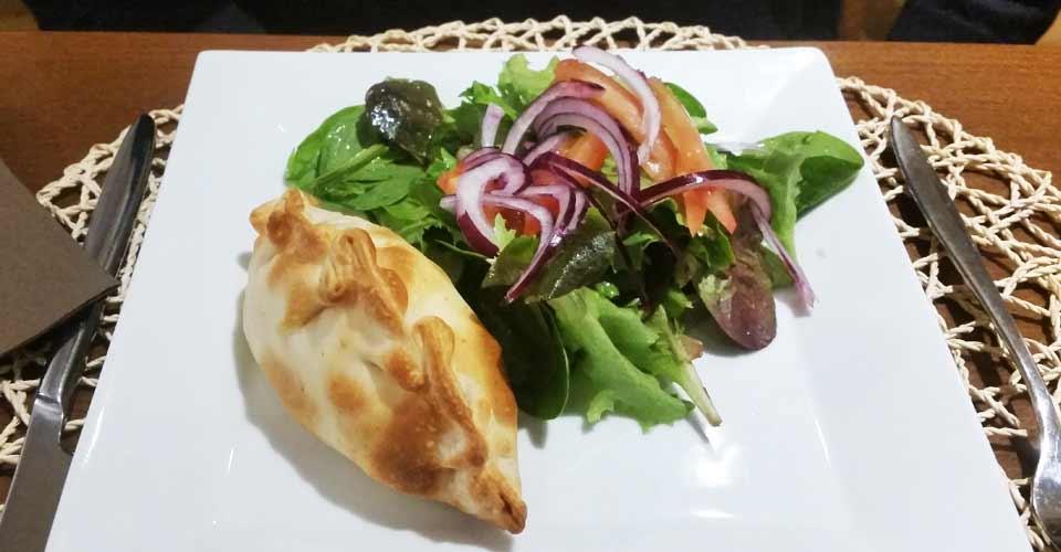 Santa Elena : Cuisine latino-américaine