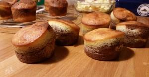Cake marbré chocolat – recette facile et rapide