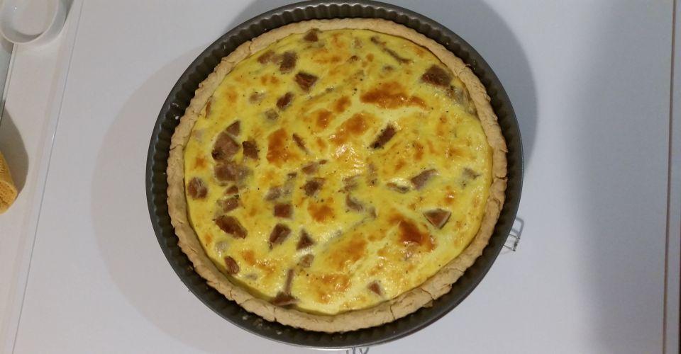 Quiche-dinde-fromage-frais