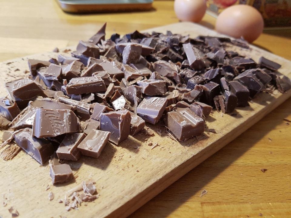 Chocolat-coupé-couteau