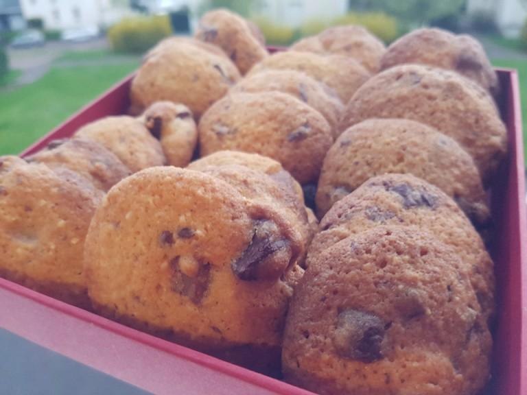 Recette de cookies aux pépites de chocolat noir et lait