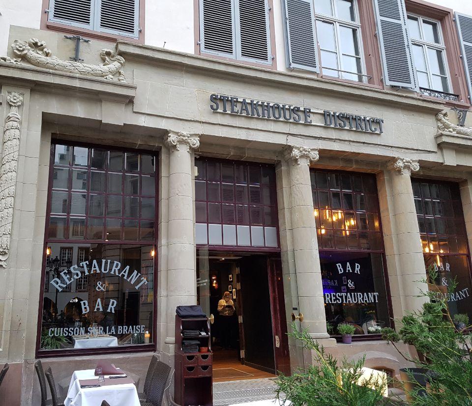SteakHouse District : nouvelle adresse pour les carnivores