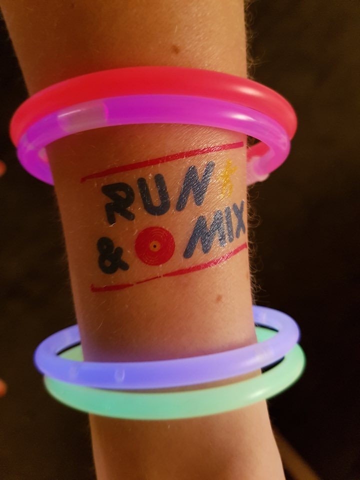 Run and Mix : 5 km de fiesta Strasbourg
