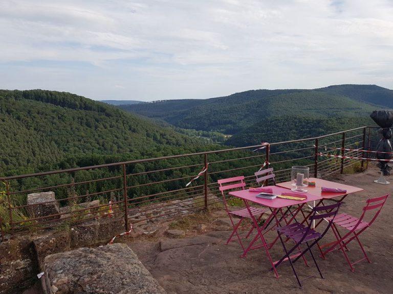 Pique nique insolite du patrimoine – rooftop fleckenstein