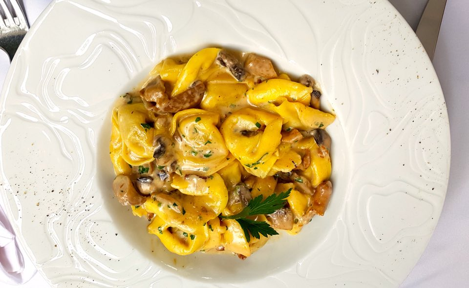 Il Forchettone : restaurant italien wantzenau