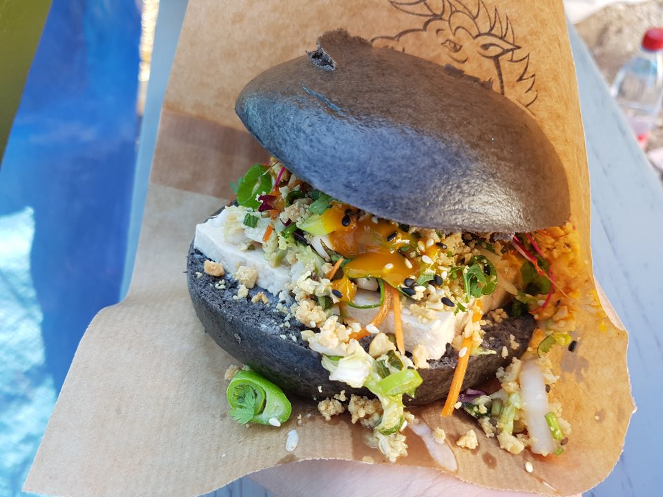 Street bouche – A la conquête de l'Est – street food