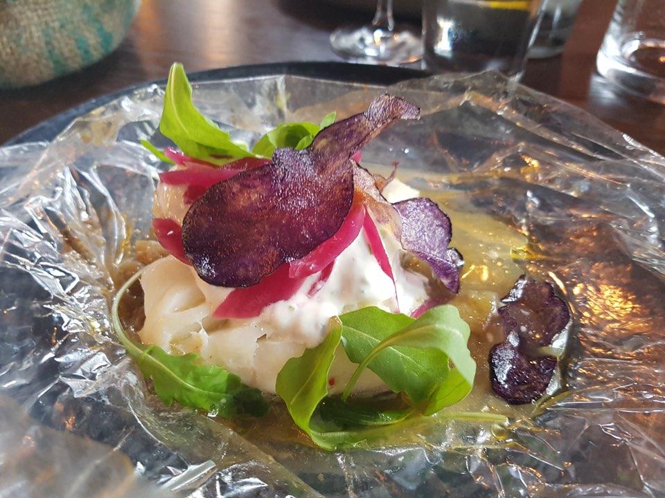 Innocents restaurant : criminellement délicieux