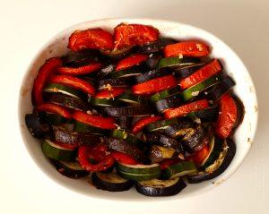 Tian de légumes du soleil – Légumes au four