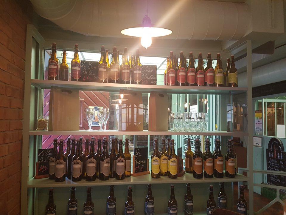 Au brasseur Strasbourg bouteille