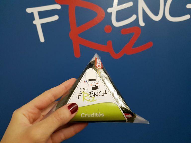 French Riz va vous faire oublier les sushis