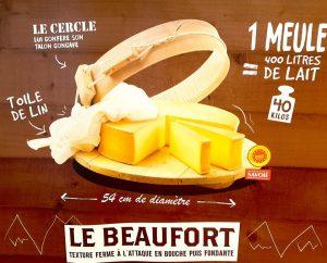 Beaufort dans tous ses états – recette de l'entrée au dessert